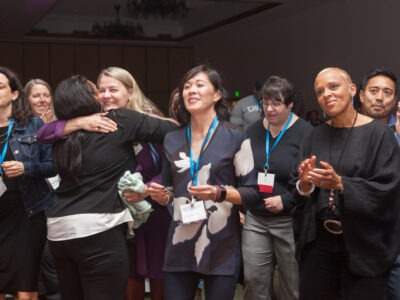 Attendees at the Truth, Racial Healing & Transformation Summit