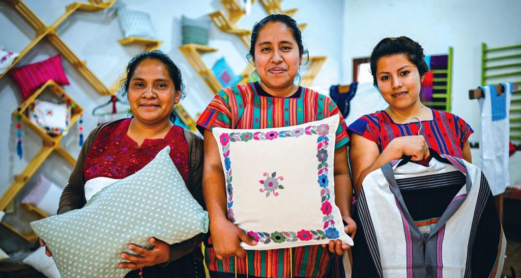 Empowering women in Chiapas