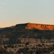 A landscape image of New Mexico.