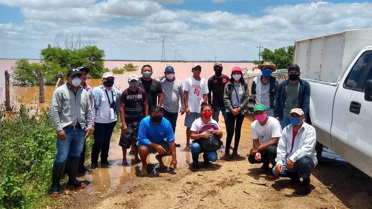 El Programa de Pequeñas Donaciones en México (PPD) del Fondo para el Medio Ambiente Mundial (FMAM)