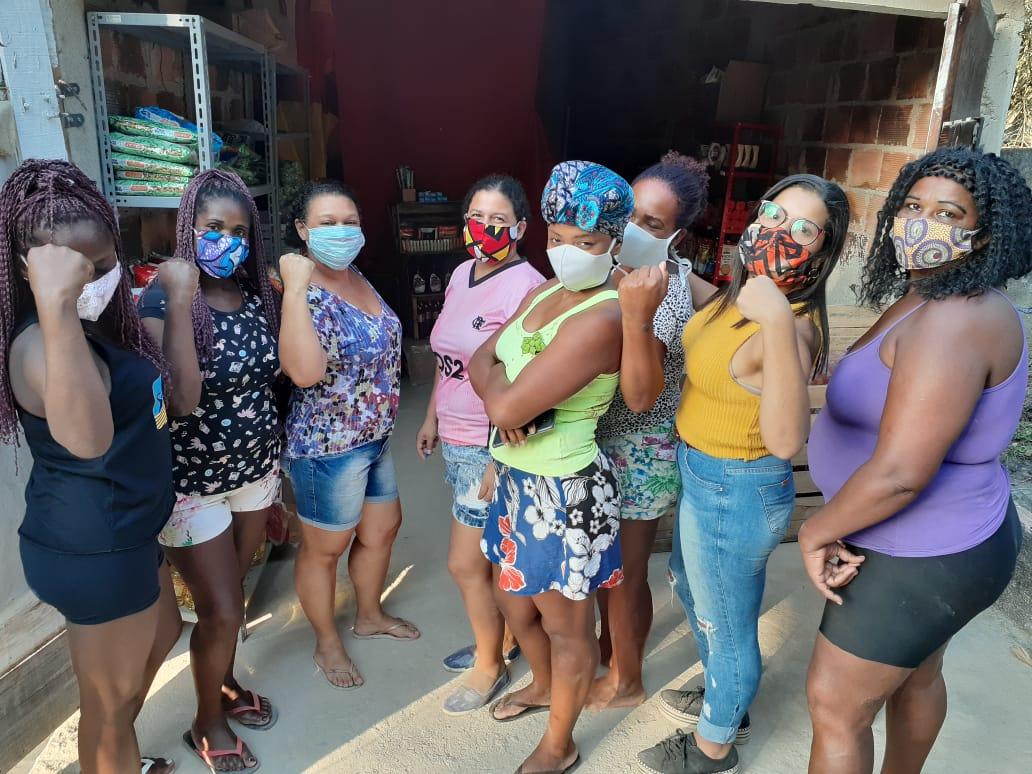 Mulheres da Parada de São Gonçalo - Rio de Janeiro